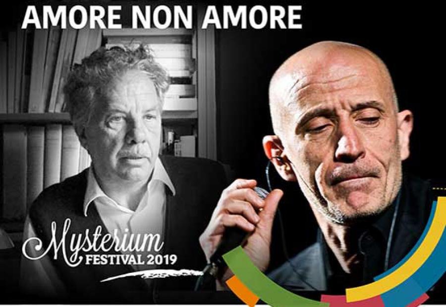 """""""Amore non amore"""", sabato 13 aprile al teatro Fusco di Taranto"""